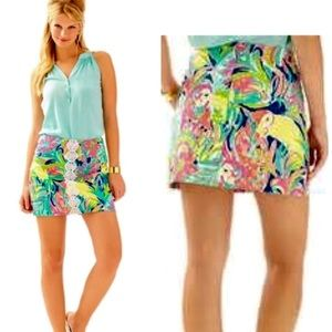 Lilly Pulitzer Skort/skirt/shorts